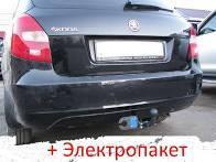 Фаркоп SKODA OCTAVIA A7 лифтбэк(2013-...)