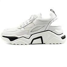 Кроссовки Allshoes 114-585-5 Ж 560675 белые