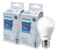 Светодиодные лампы Ecohome LED Bulb Philips с цоколем E27