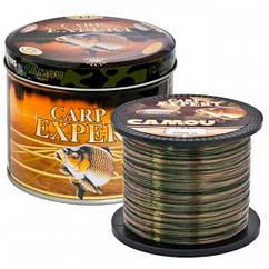 Леска фидерная Carp Expert Camou 1000 м 0.25 мм 8.6 кг