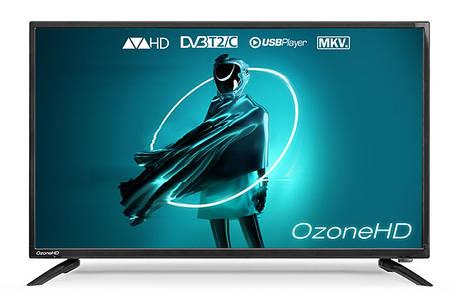 """OzoneHD 19"""" 19HN82T2 (60ГЦ / DVB-T2 / C2), фото 2"""