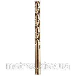 Сверло по металлу кобальтовое 2.5 мм DIN 338 Cobalt 5% HSS Pro Diager