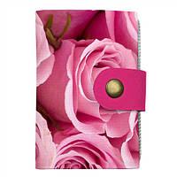 Кредитница Букет розовых роз