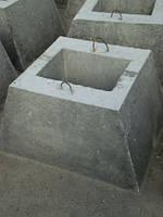 Фундамент огорожі Ф - 1з