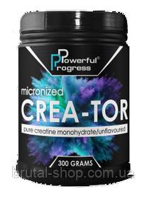 Креатин Powerful Progress Creator Micronized (300g)