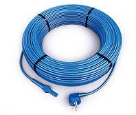 Hemstedt FS 500 Вт кабель двужильный  для обогрева труб  со встроенным термостатом 50 м