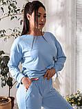 Модний спортивний костюм Розміри: 48-50, 52-54, 56-58., фото 2