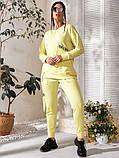 Модний спортивний костюм Розміри: 48-50, 52-54, 56-58., фото 5
