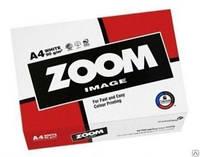 Бумага офисная ZOOM Image А4 80г/м2 (Финляндия) от 5 пачек (класс А)
