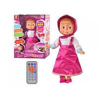 Интерактивная кукла Маша-сказочница на радиоуправлении MM 4614 HN