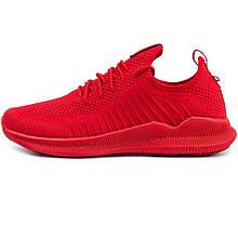 Кроссовки BaaS 881-8 М 560513 красные