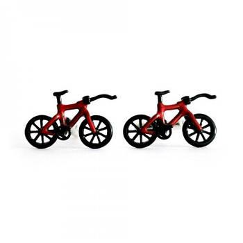 Запонки Велосипед Zph-1157