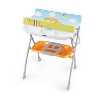 Столик для пеленания CAM VOLARE оранжевый