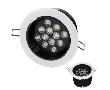LED светильник потолочный 18W теплый