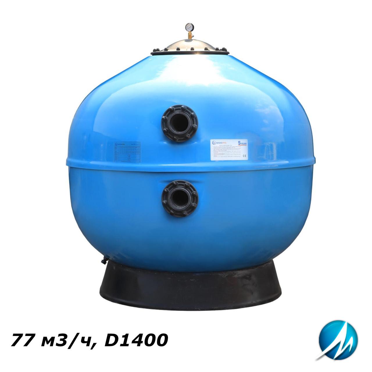 Фильтр AquaViva M1400 (77 м3/ч, D1400)