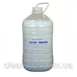 Жидкое мыло белое в бутыле 5 л