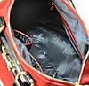 Женская сумка 68-26 красная, фото 4