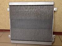 Радиатор водяного охладждения Газель Бизнес дв.Cummins ISF 2.8 (без интеркулера) (производство Алпас)