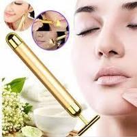 Іонний масажер для молодої шкіри шкіри обличчя Energy Beauty Bar, масажер для обличчя, фото 3
