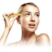 Іонний масажер для молодої шкіри шкіри обличчя Energy Beauty Bar, масажер для обличчя, фото 4