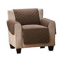 Накидка на кресло Couch Coat, покрывало на кресло двухстороннее, фото 4