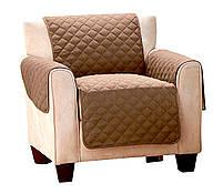 Накидка на кресло Couch Coat, покрывало на кресло двухстороннее, фото 8