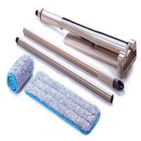 Швабра лентяйка с отжимом Spin Mop Cleaner 360, швабра для пола, фото 8