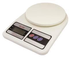 Кухонні електронні ваги SF400 до 10 кг