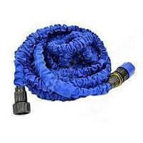 Поливочный шланг 22,5 метров X-hose, садовый шланг растягивающийся, фото 8