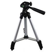 Штатив для камеры и телефона Photo Tripod 3110 (35-103 см) , трипод тренога для смартфон, фото 4
