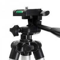 Штатив для камеры и телефона Photo Tripod 3110 (35-103 см) , трипод тренога для смартфон, фото 6