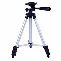Штатив для камеры и телефона Photo Tripod 3110 (35-103 см) , трипод тренога для смартфон, фото 8