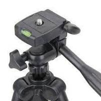 Штатив для камеры и смартфона Photo Tripod 3120 35-104 см , трипод тренога для смартфона, фото 5