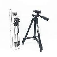 Штатив для камеры и смартфона Photo Tripod 3120 35-104 см , трипод тренога для смартфона, фото 7