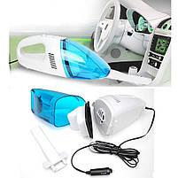 Потужний і компактний автомобільний пилосос High-power Portable Vacuum Cleaner 60W 12V від прикурювача, фото 8