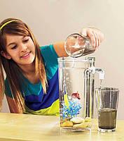 """Акваріум самоочисний """"My Fun Fish"""" для риб, акваріум для риб, міні акваріум, маленький акваріум, фото 4"""