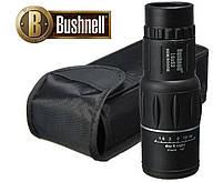 Якісний Монокуляр BUSHNELL 16x52 Збільшення - 16x + чохол + серветка для лінз, фото 3
