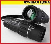 Якісний Монокуляр BUSHNELL 16x52 Збільшення - 16x + чохол + серветка для лінз, фото 5