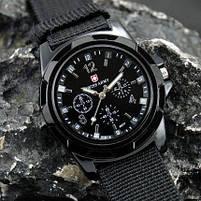 Армейские часы Swiss Army, мужские часы, часы military, военные часы, фото 6