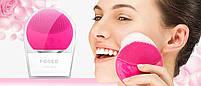 Электрическая щетка для лица Foreo LUNA mini 2, щетка для чистки лица. Для разного типа кожи, фото 6