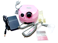 Фрезер US-202 35 тыс.об/мин для маникюра и коррекции ногтей, машинка для  ногтей, фрезер для ногтей, фото 2