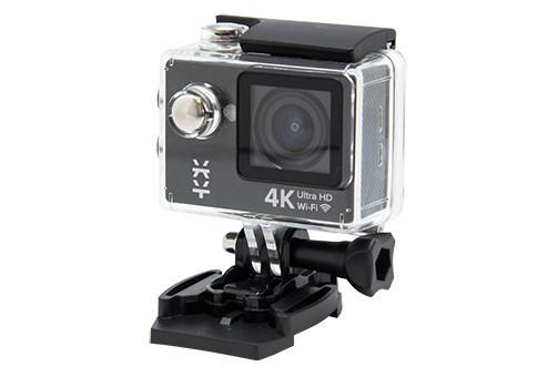 Відеокамера Екшн камера Action Camera D600 з боксом і кріпленнями, портативна камера
