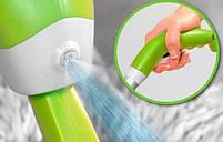 Розумна швабра 3 в 1 з розпилювачем Healthy Spray Mop Deluxe, зелений колір, фото 4