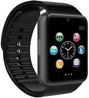 Розумні годинник UWatch GT08 Smart Watch колір чорний, фото 2
