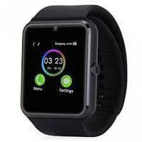 Розумні годинник UWatch GT08 Smart Watch колір чорний, фото 3