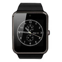 Розумні годинник UWatch GT08 Smart Watch колір чорний, фото 4
