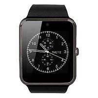 Умные часы UWatch GT08 Smart Watch цвет черный, фото 4
