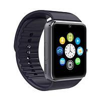 Розумні годинник UWatch GT08 Smart Watch колір чорний, фото 6