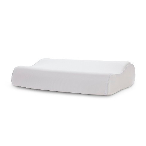 Ортопедична подушка Comfort Memory Pillow з наволочкою, подушка з пам'яттю