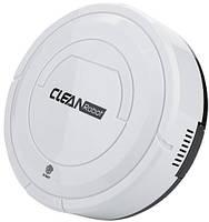 Розумний пилосос робот Clean Robot YSD з сенсорною кнопкою акумуляторний для Вашого будинку   Original, фото 3